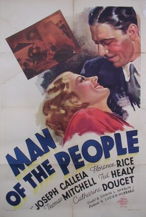 Man of the People - Movie Poster (thumbnail)
