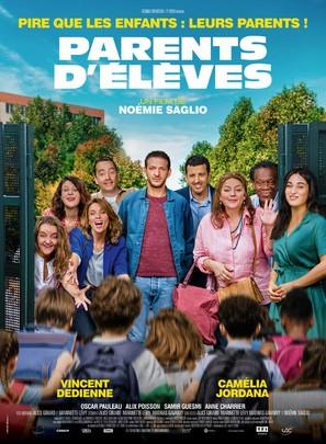 Parent d'élève - French Movie Poster (thumbnail)