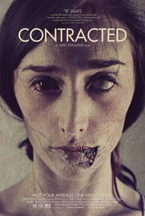 Contracted - Movie Poster (thumbnail)