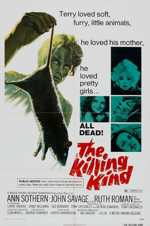 The Killing Kind - Movie Poster (thumbnail)