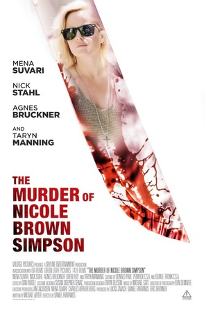 The Murder of Nicole Brown Simpson - Movie Poster (thumbnail)