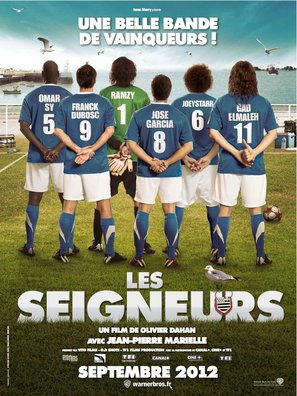 Les seigneurs - French Movie Poster (thumbnail)
