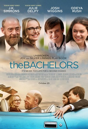 The Bachelors - Movie Poster (thumbnail)
