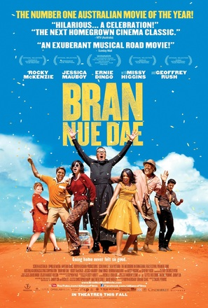 Bran Nue Dae - Canadian Movie Poster (thumbnail)