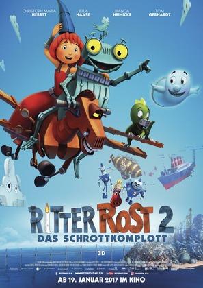 Ritter Rost - Das Schottkomplott
