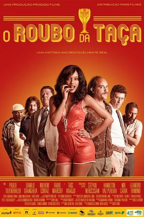 O Roubo da Taça - Brazilian Movie Poster (thumbnail)