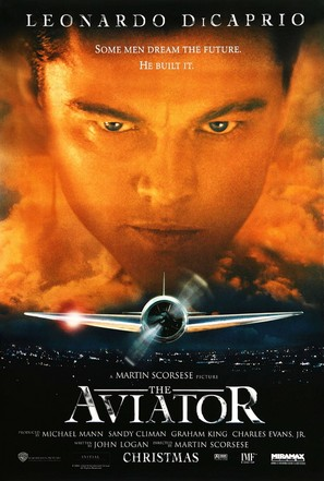 The Aviator - Movie Poster (thumbnail)