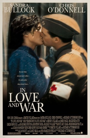 In Love and War - Movie Poster (thumbnail)