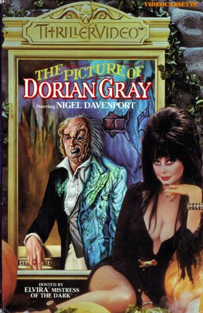 The Picture of Dorian Gray - VHS movie cover (thumbnail)
