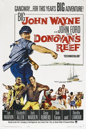 Donovan's Reef - Movie Poster (thumbnail)