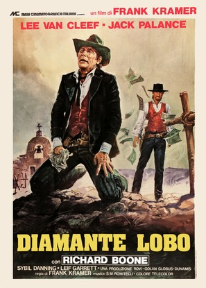 Diamante Lobo - Italian Movie Poster (thumbnail)