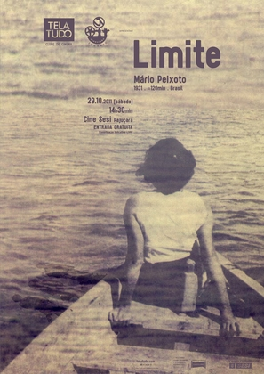 Limite - Brazilian Movie Poster (thumbnail)