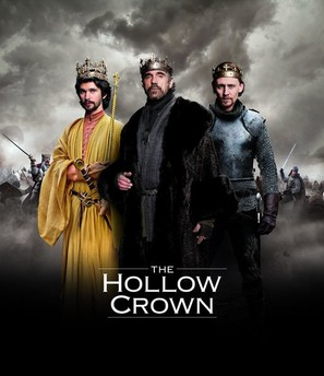 """""""The Hollow Crown"""" - British Movie Poster (thumbnail)"""