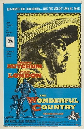 The Wonderful Country - Movie Poster (thumbnail)