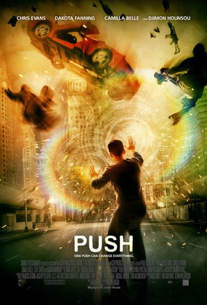 Push - Movie Poster (thumbnail)