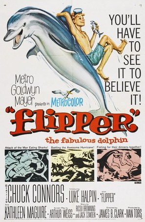 Flipper - Movie Poster (thumbnail)