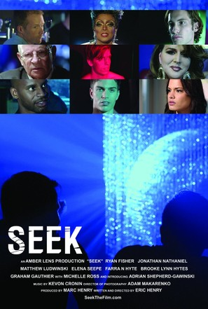 Seek - Canadian Movie Poster (thumbnail)