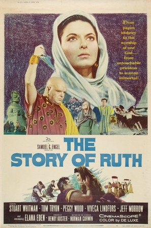The Story of Ruth - Theatrical movie poster (thumbnail)