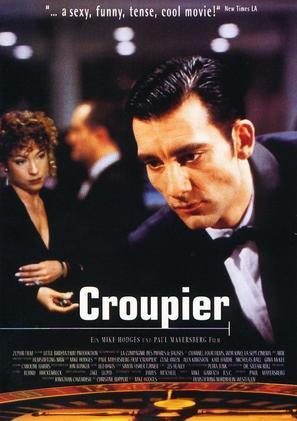 Croupier - Movie Poster (thumbnail)