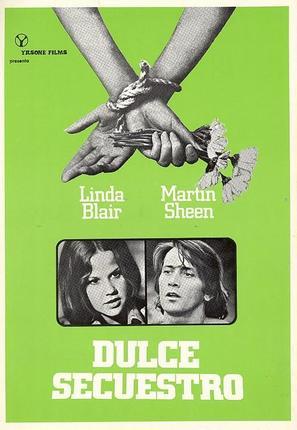 Sweet Hostage - Italian Movie Poster (thumbnail)