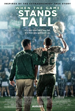 When the Game Stands Tall - Movie Poster (thumbnail)