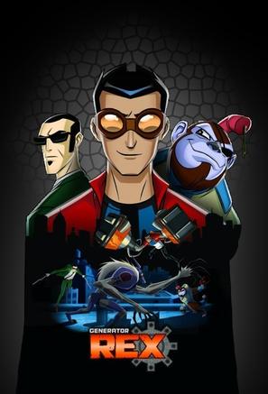 """""""Generator Rex"""" - Movie Poster (thumbnail)"""