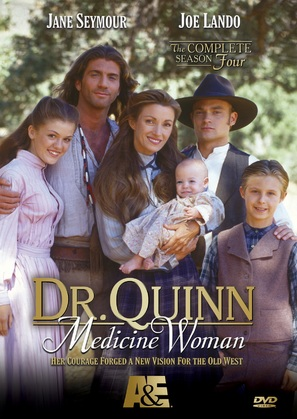 """Dr. Quinn, Medicine Woman"" - DVD movie cover (thumbnail)"