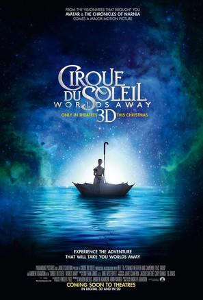 Cirque du Soleil: Worlds Away - Movie Poster (thumbnail)
