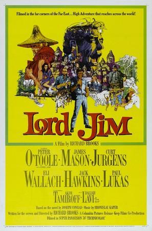 Lord Jim - Movie Poster (thumbnail)