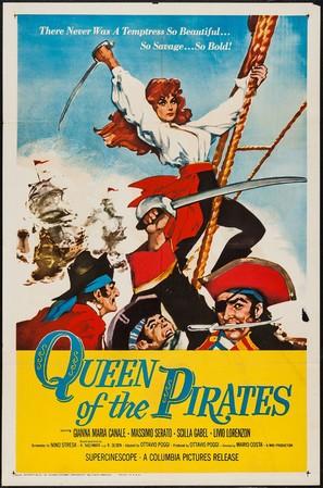 La Venere dei pirati - Movie Poster (thumbnail)