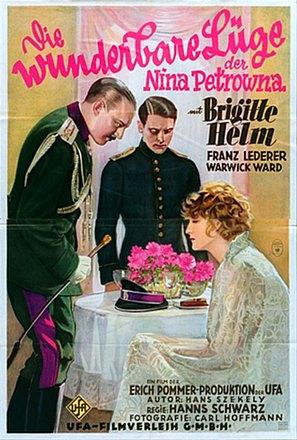 Die wunderbare Lüge der Nina Petrowna