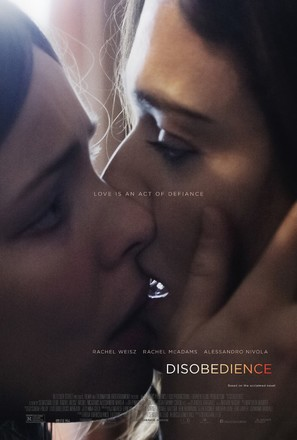 Disobedience - Movie Poster (thumbnail)