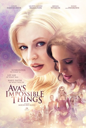 Ava's Impossible Things - Movie Poster (thumbnail)
