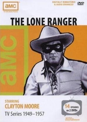 """The Lone Ranger"" - DVD movie cover (thumbnail)"