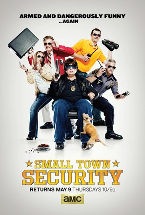 """Small Town Security"" - Movie Poster (thumbnail)"
