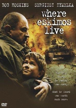 Where Eskimos Live - DVD movie cover (thumbnail)