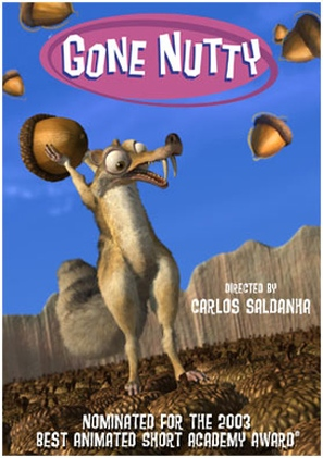 Gone Nutty - Movie Poster (thumbnail)