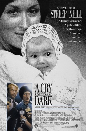 A Cry in the Dark - Movie Poster (thumbnail)