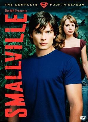 """Smallville"" - DVD movie cover (thumbnail)"