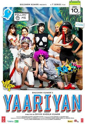 Yaariyan - Indian Movie Poster (thumbnail)