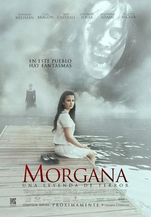 Morgana - Mexican Movie Poster (thumbnail)