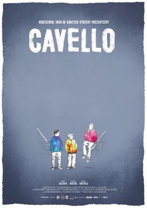 Cavello - Dutch Movie Poster (thumbnail)