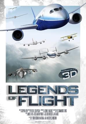 Legends of Flight - Movie Poster (thumbnail)