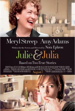 Julie & Julia - Movie Poster (thumbnail)