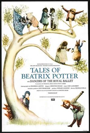 Tales of Beatrix Potter - British Movie Poster (thumbnail)