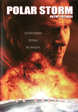 Polar Storm - Turkish Movie Cover (thumbnail)