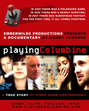 Playing Columbine - Movie Poster (thumbnail)