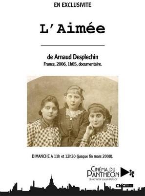 L'aimée - French Movie Poster (thumbnail)