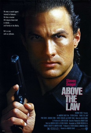 Above The Law - Movie Poster (thumbnail)