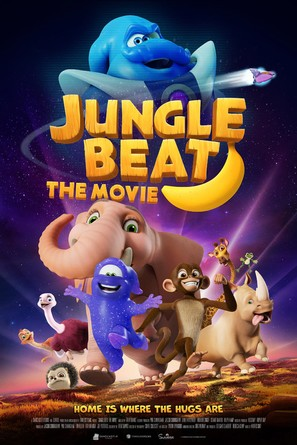 Jungle Beat: The Movie - Movie Poster (thumbnail)